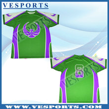 Best price for softball tops with custom sublimation printing