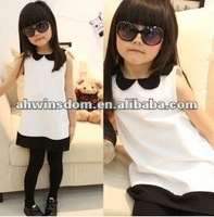 girls fashion princess dress with picture
