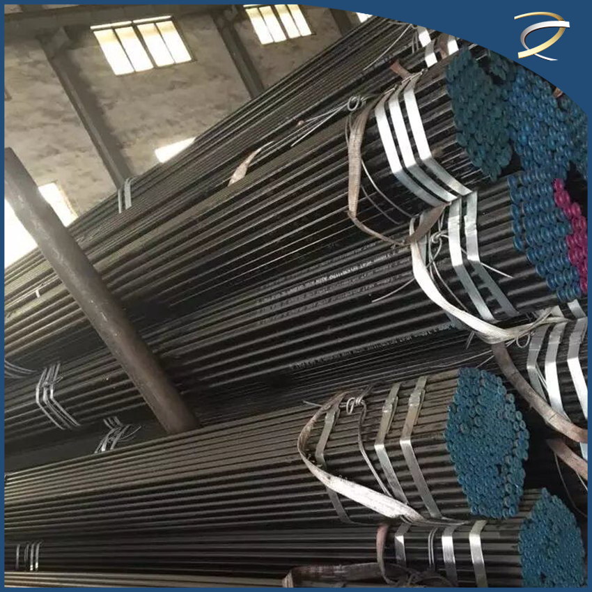 Cheap Price Custom Size Q195/Q235 Tight Seamless Steel Pipe From China
