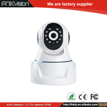 SHENZHEN AHD Speed Mobile Surveillance CMOS Wifi IP Camera with Housing Security System