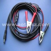 J1962 OBD cable with Battery Clamp*2 for car diagnostic tool