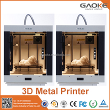 Educational equipment school Product Gaoke home use 3d metal printer for sale