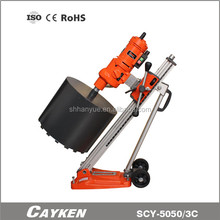 rock vacuum base drilling core drill CAYKEN SCY-5050/3C BIG HOLE drilling 505mm electrical tools names