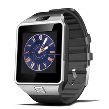 2017 New Sim Card smart watch dz09 With Camera smart watch support facebook for mobile phones