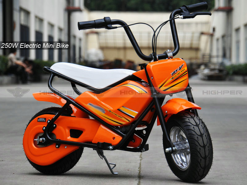 500W 24V,36V Electric Dirt Bike, Electric Mini Cross Bike For Kids
