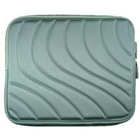 Wave Design iPad Tab Sleeve Grey Pouch