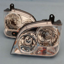 New Designed Car Head Light In Auto Body System Car Head Lamp Car Accessories