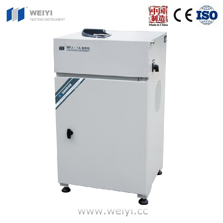 DTQ-5 low-speed precision sample cutting machine