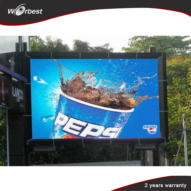 Full color outdoor led open sign P6 P8 P10 SMD large outdoor led open sign/ screen/ Big tv Outdoor LED screen