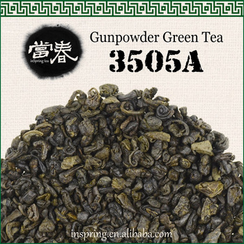 Pearl China Green Tea First Class Fine Round 3505A Free Package Design