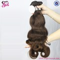 cheap 100% unprocessed Natual color remy human hair brazilian hair in mozambique 6.