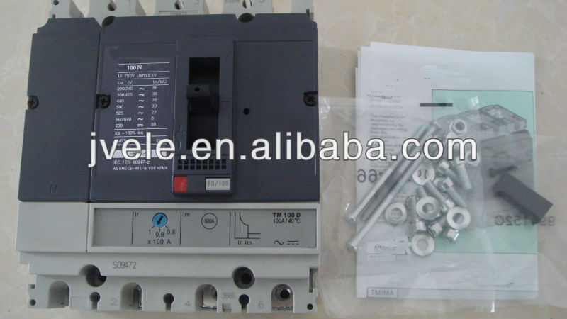 TO supply NSX 4pole 250A circuit breaker