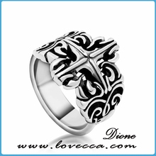 China fashion design wholesale man ring comfort fit 10mm