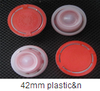 Reliable quality plastic drum plug