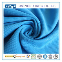 High Quality Polyester Weft-knitted Bird Eye Cloth