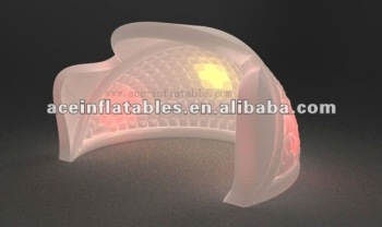new design inflatable tent with LED light