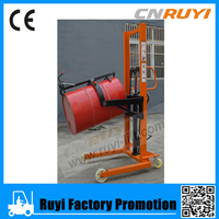 150-350kg factory sell quality hand drum lifter/drum truck/oil lift