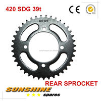420 39T Rear Sprocket SDG SSR Pitster Pro 125cc 140cc 150cc Dirt Pit Bike ATV
