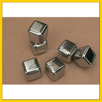 stianless steel ice cube/metal ice cube