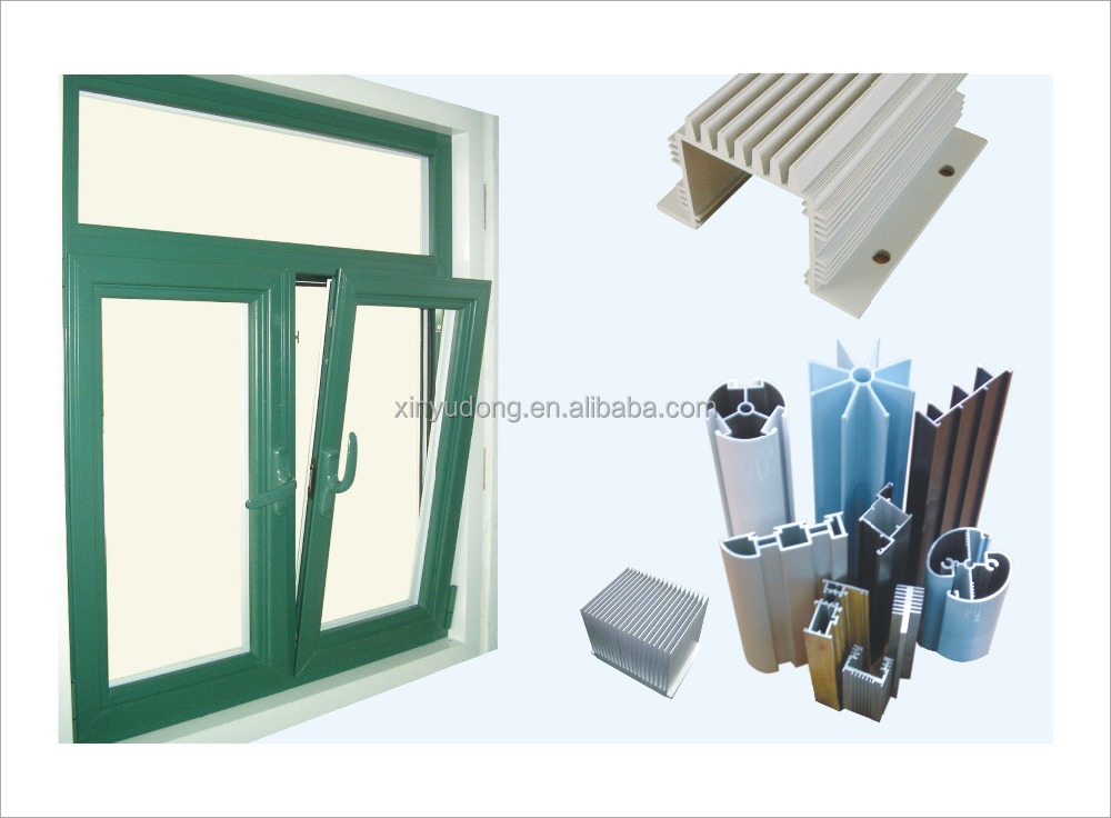 Wood metal aluminum window/aluminum window frames