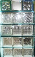 wholesale glass blocks price Colored and Clear Glass Block /Brick with good price& high quality