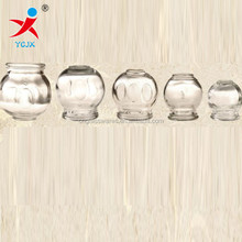 The real thing to thicken the cupping glass/Vacuum glass explosion-proof household cupping therapy apparatus