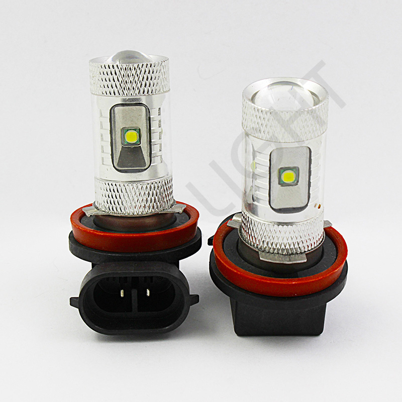 60W High Power Fog Lamp 16*PCS Imported Motorcycle Light H7 Led Headlight Hot Sales