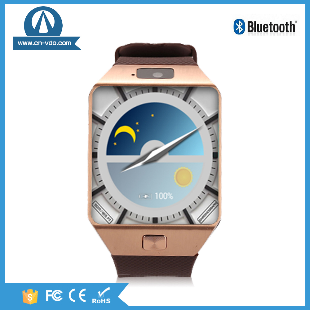 watch phone android wifi gps QW09 waterproof smart watch