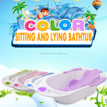 Hot Sale Portable Free Standing Kids Corner Plastic Bathtub