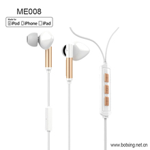 Newest original factory MFI certification earphone for apple