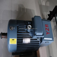 YZR series three phase ac induction lifting motor electric