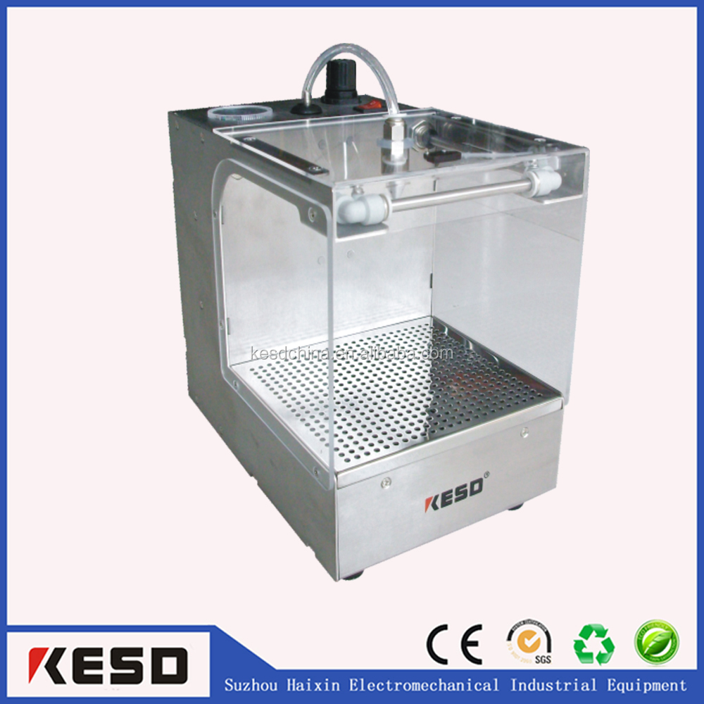 KESD clear boxes for antistatic and dust collecting KH-A5