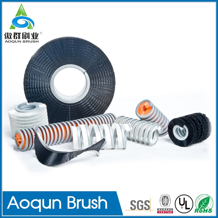 Cylinder and Wheel Brushes From China