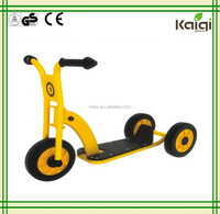 Highly safe tricycle for children in kindergarten