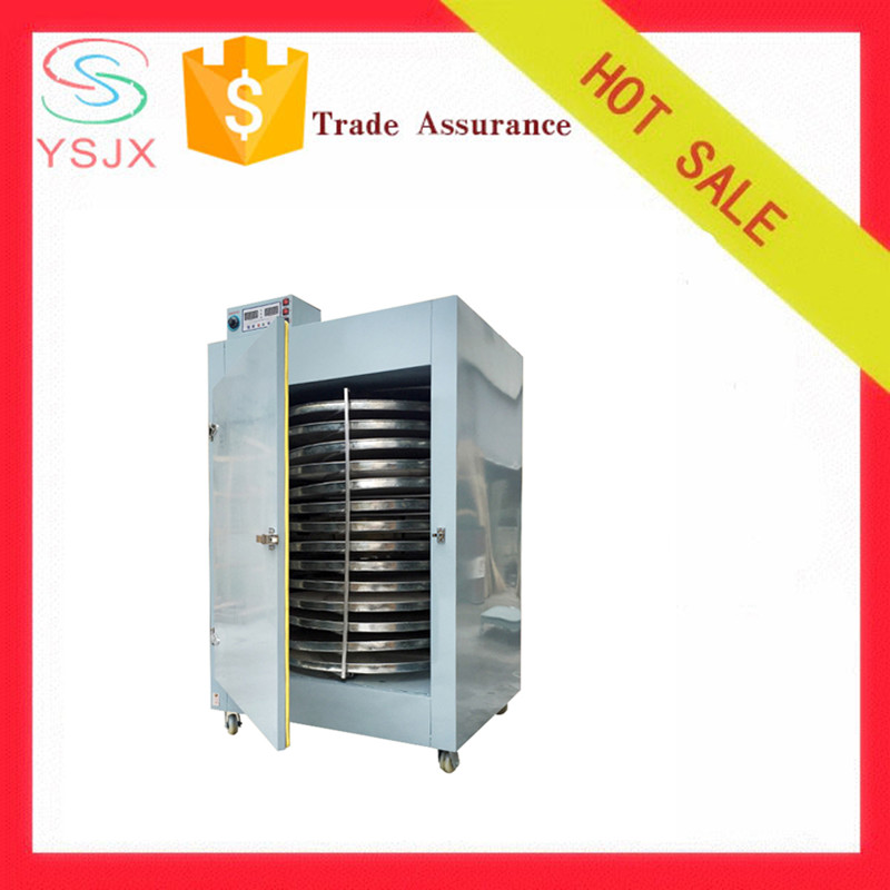 Infrared electric tea leaf dehydrator/food drying machine