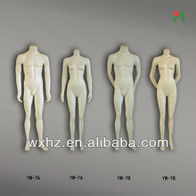 Fashion female/male mannequin sale full body display model