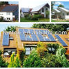 Whole Home Solar Power System On