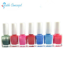 Ice cream cap colored nail polish 15ml