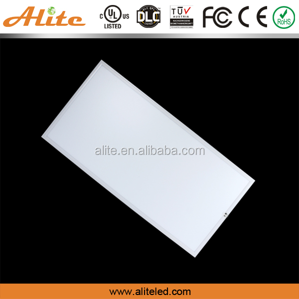 LED slim thin led panel light chinest price list 1x4 300x1200 dimmer