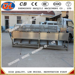 Good quality factory used fruit and vegetable processing line