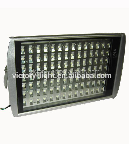 Waterproof Led Floodlights For Gas Station Canopy Lights 100W 150W 200W Led Outdoor Flood Lights AC 85-265V