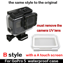 45M gopro5 waterproof case For GoPro Hero5 Camera Accessory