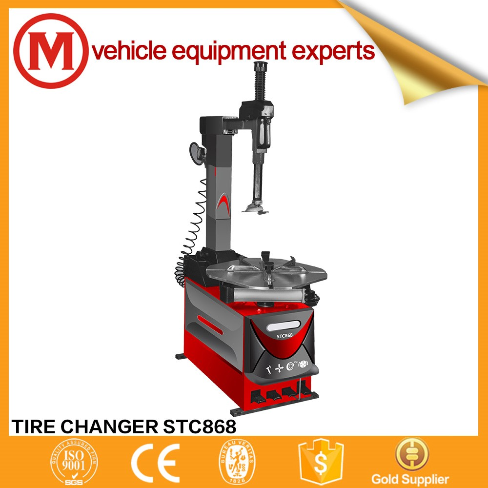 CE certificate tire changer with guarantee for car tires