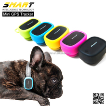 Create Your Own Brand Mini GPS Tracker for Kids Pets Vehicles Personal SOS Alarm Dog Tracking System
