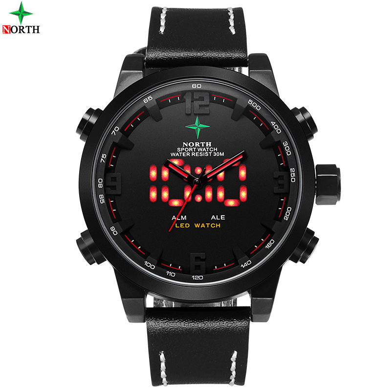6017 china factory sport digital men 2016 quartz stainless steel watch water resistant