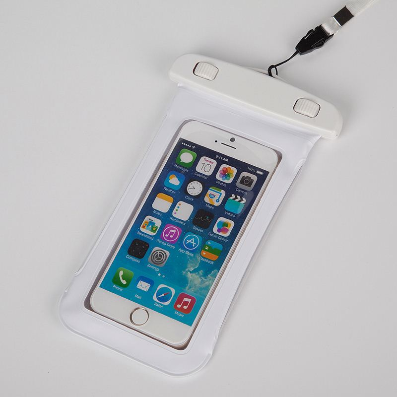 universal waterproof earphone bag for iphone 6