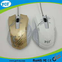 Top selling gaming mouse with led light 6D game mouse from China original factory
