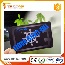 CMYK Printing ID Secure Holder , Credit Card Holder,Rfid Blocking Card