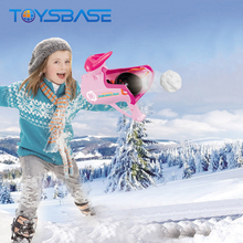 Snow Ball Shooting Gun Toy-Children Outdoor Play Snow Toy 2 In 1 Snow Gun Games Shooting
