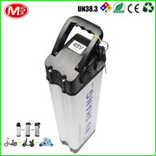 Wholesales 48v lithium ion battery pack for ebike, OEM ebike battery available